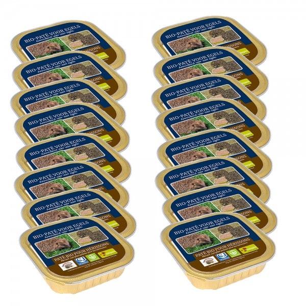 Bio-Pastete für Igel 16 x 100 g 190131615