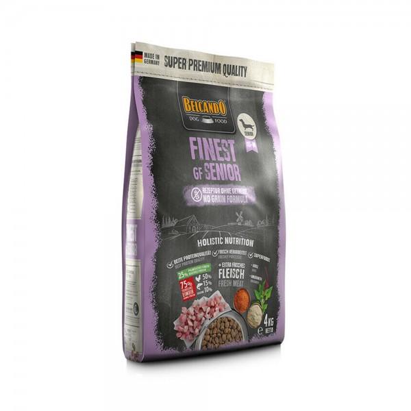 BELCANDO® FINEST GF SENIOR 4 kg