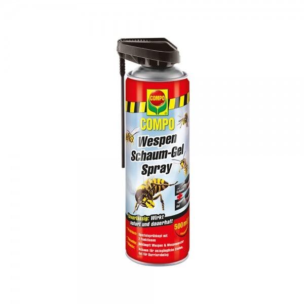 COMPO Wespen Schaum-Gel-Spray Aerosoldose 500 ml