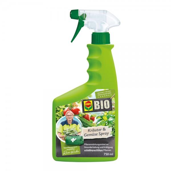 COMPO Bio Kräuter & Gemüse Spray