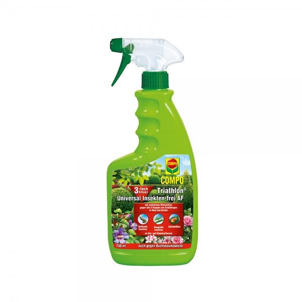 COMPO Triathlon Universal Insekten-frei AF 750 ml