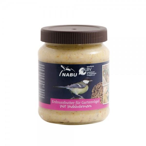 Erdnussbutter für Vögel mit Mehlwürmern 330 g 101910415