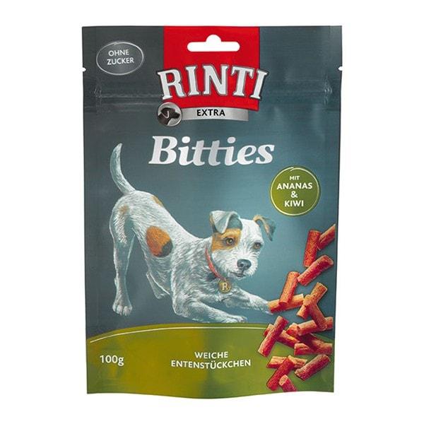 Rinti Extra Bitties Ente mit Ananas und Kiwi 100 g