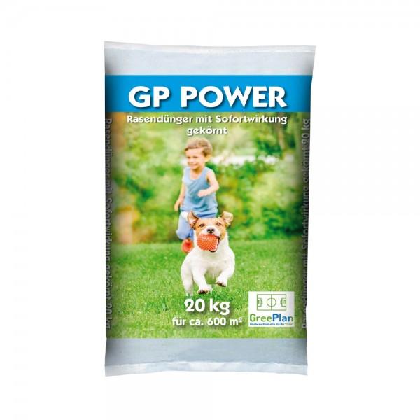 Greenplan GP Power 20 kg 12+5+5 für 600 m²