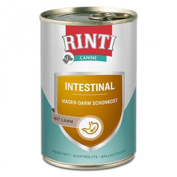 RINTI CANINE Intestinal Lamm 400g Dose