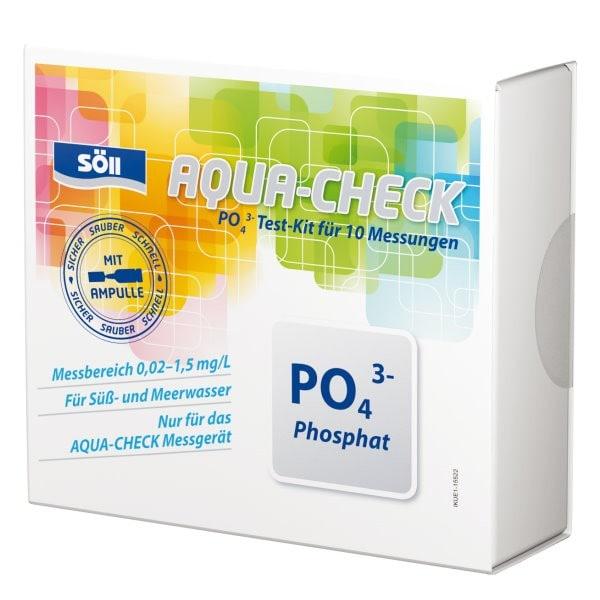 AQUA-CHECK Indikator Phosphat (10 Tests)