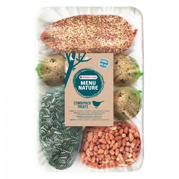 Menu Nature Combipack Treats 1 kg
