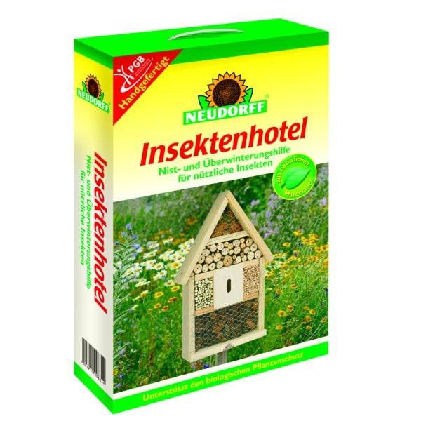 Neudorff Insektenhotel handgefertigt