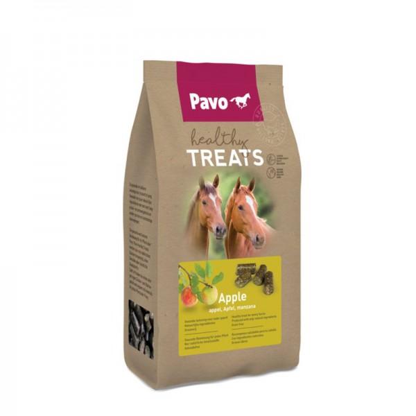 Pavo Healthy Treats GESUNDE UND SCHMACKHAFTE PFERDELECKERLIS Apfel 1 kg