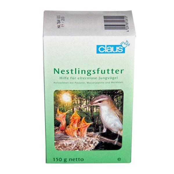 Claus Nestlingsfutter 100 g