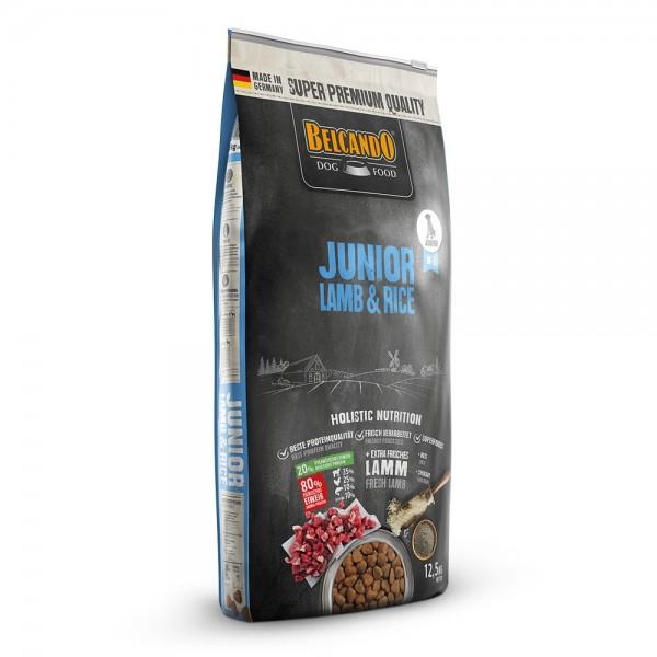 BELCANDO® JUNIOR LAMB & RICE 12,5 kg