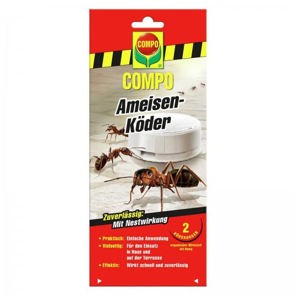 COMPO Ameisen-Köder 2 Köderboxen