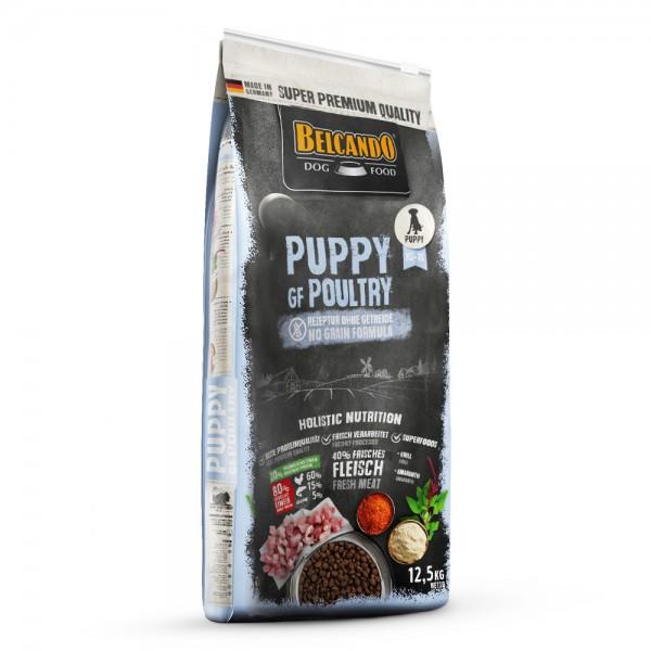BELCANDO® PUPPY GF POULTRY 12,5 kg