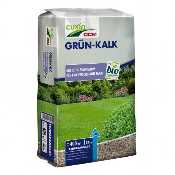 Cuxin Grünkalk fein 20 kg für 400 m²