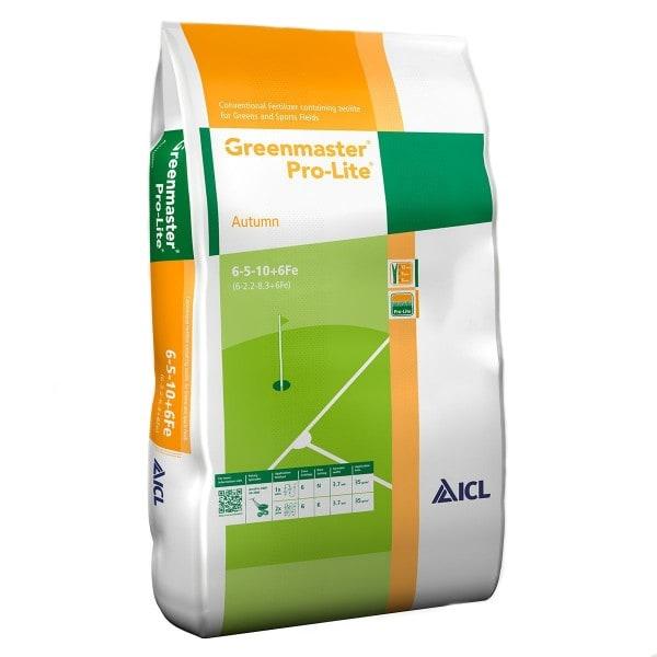 Greenmaster Pro-Lite Autumn 6-5-10+6Fe 25 kg