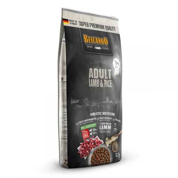 BELCANDO® ADULT LAMB & RICE 12,5 kg