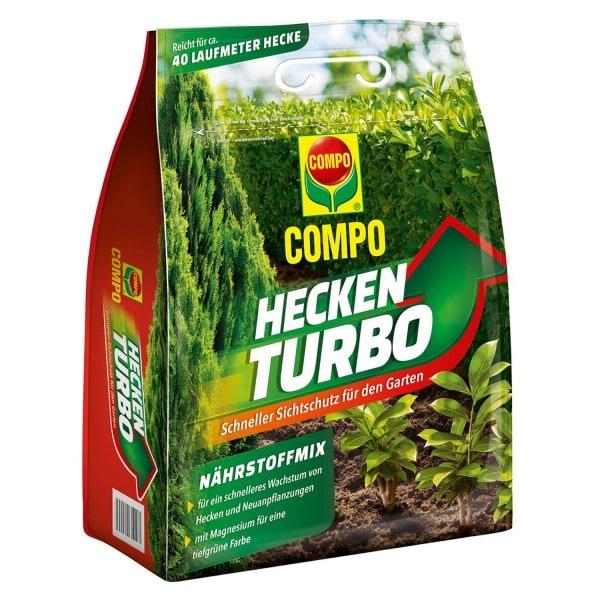 COMPO Heckenturbo 4 kg