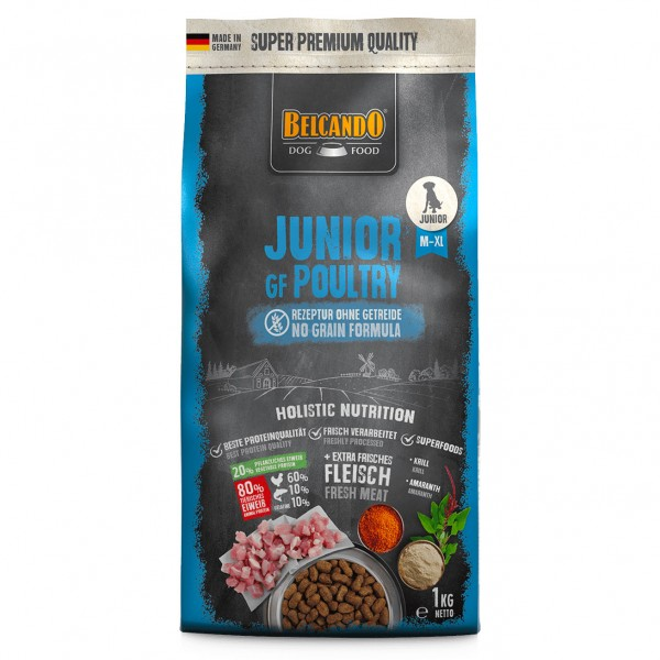 BELCANDO® JUNIOR GF POULTRY 1 kg