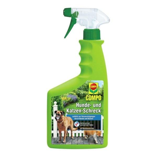 COMPO Hunde- und Katzen-Schreck 500 ml Handsprühflasche