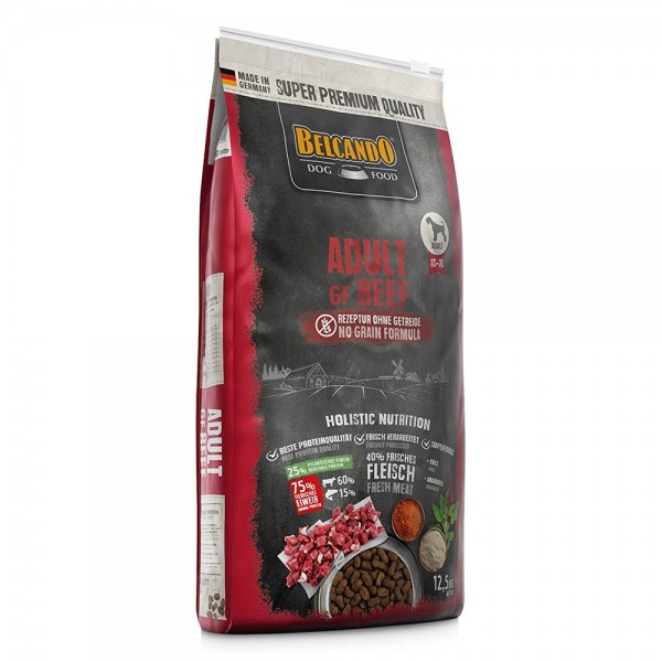 BELCANDO® ADULT GF BEEF 12,5 kg