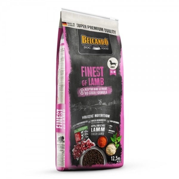 BELCANDO® FINEST GF LAMB 12,5 kg