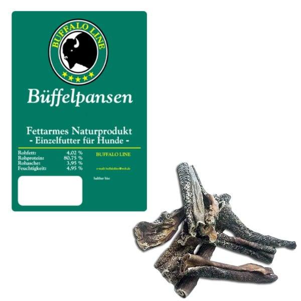 Buffalo Line Premium Büffelpansen 1000 g