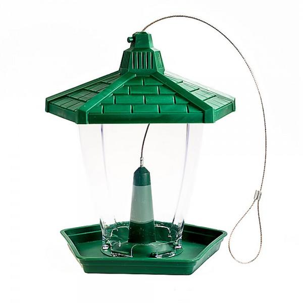"WOODSTREAM Vogelfutterspender Perky-Pet ""The Chalet"" Modell HF950 (Lieferung ohne Futter)"