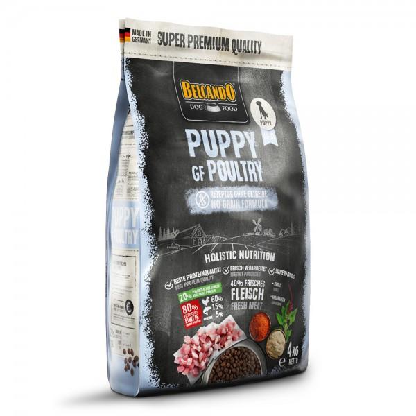 BELCANDO® PUPPY GF POULTRY 4 kg