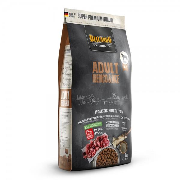 BELCANDO® ADULT IBERICO & RICE 12,5 kg