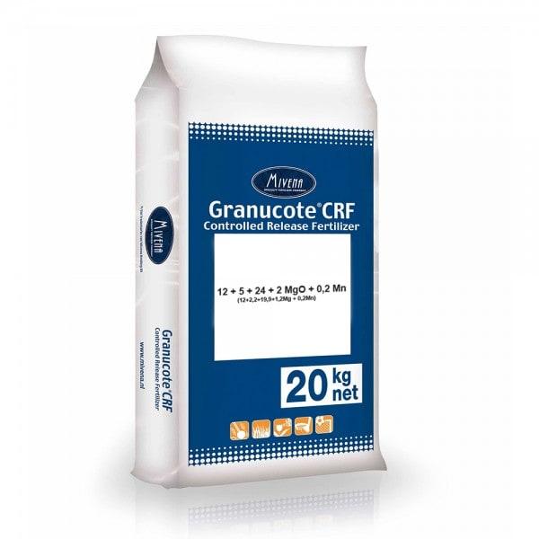 Granucote CRF 12+5+24 (+2MgO+0,2Mn) Herbst Rasendünger 20 kg