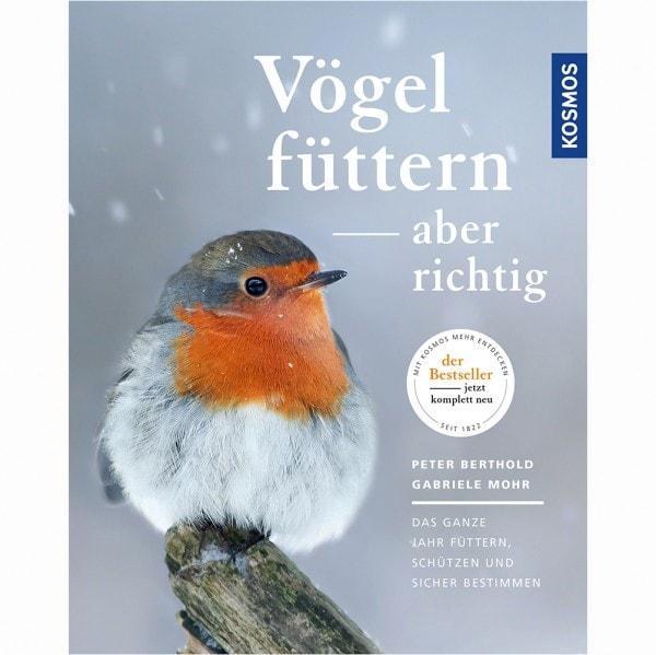 Buch Vögel füttern, aber richtig - jetzt komplett neu