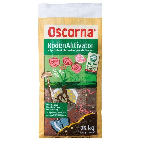 Oscorna BodenAktivator 25 kg für 125-250 m²