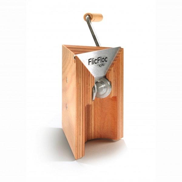 Komo FlicFloc (Handflocker / Tischmontage)
