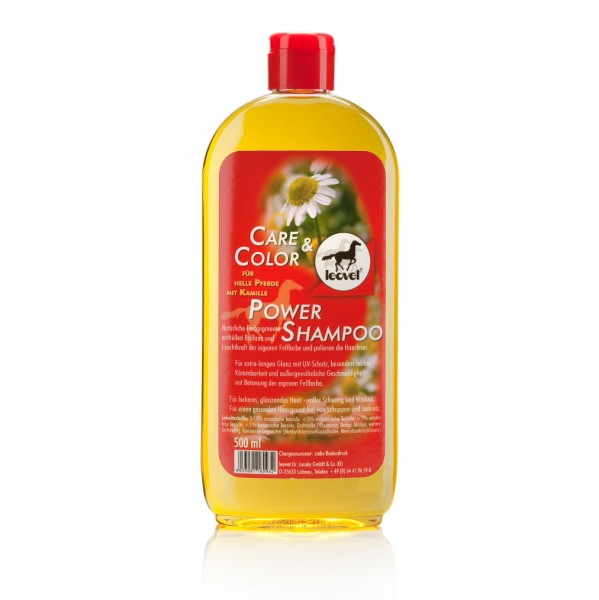 Leovet Power-Shampoo Kamille 500 ml