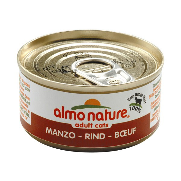 Almo Nature Rind 6 x 70 g