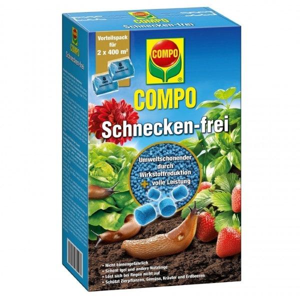 COMPO Schnecken-frei 2 x 200 g