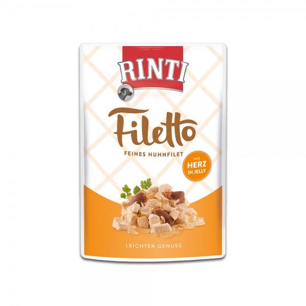 Rinti Filetto Huhnfilet mit Herz 100 g