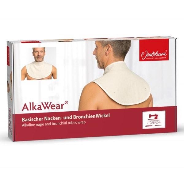 AlkaWear Basischer Nacken- und Bronchienwickel Größe 2