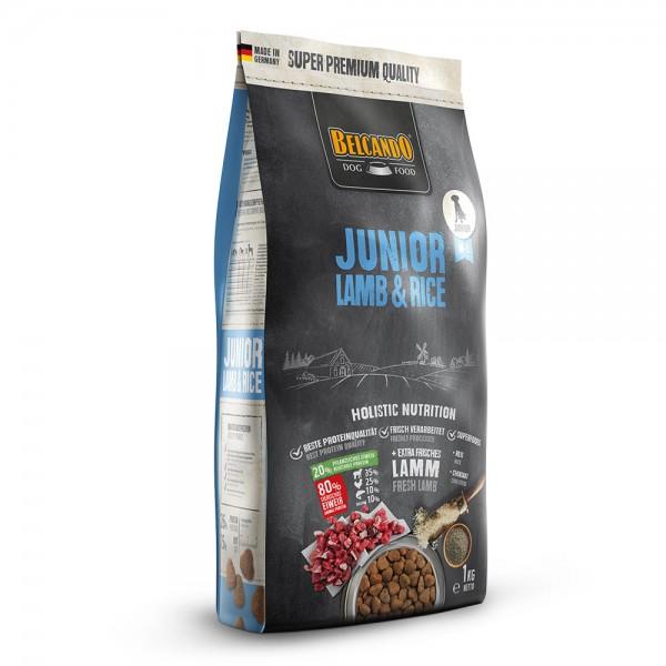 BELCANDO® JUNIOR LAMB & RICE 1 kg