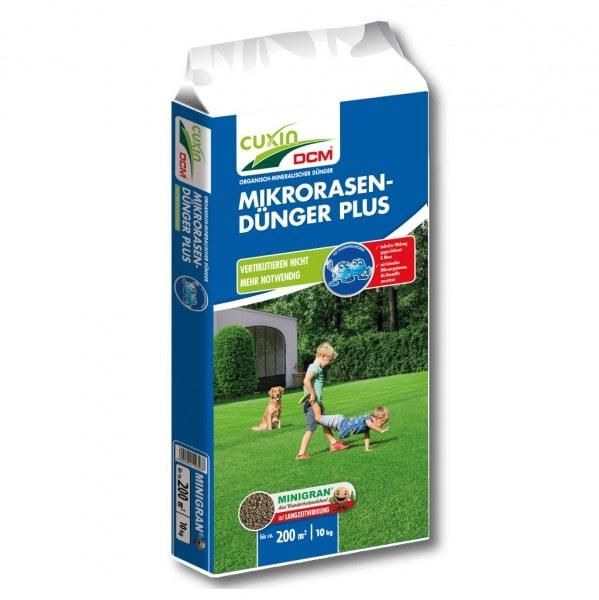 Cuxin DCM Mikro Rasengünger plus 10 kg für 200 m²
