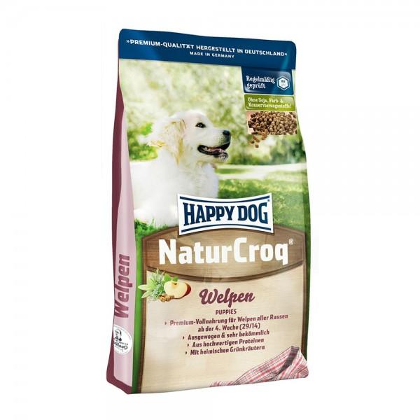 Happy Dog Naturcroq Welpen 15 kg