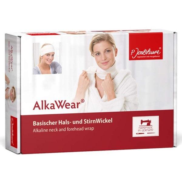 P. Jentschura AlkaWear ® Basischer Hals- und StirnWickel