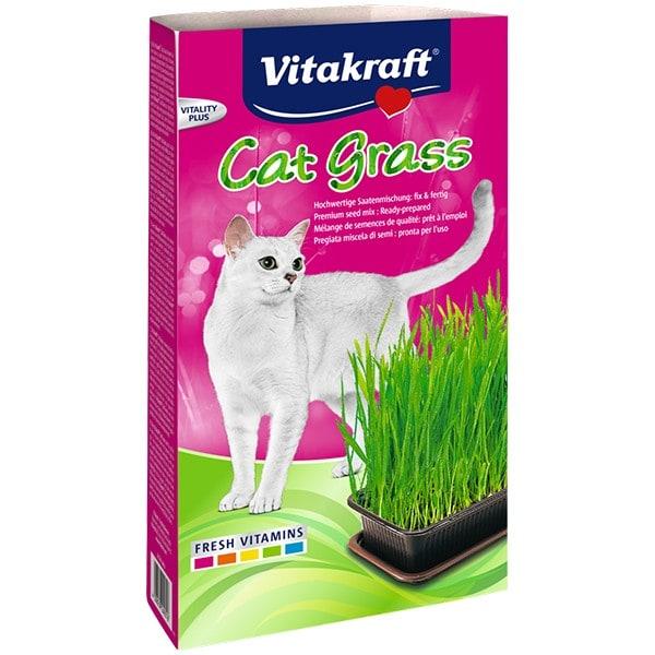 Vitakraft Cat Gras Saatenmischung 120 g