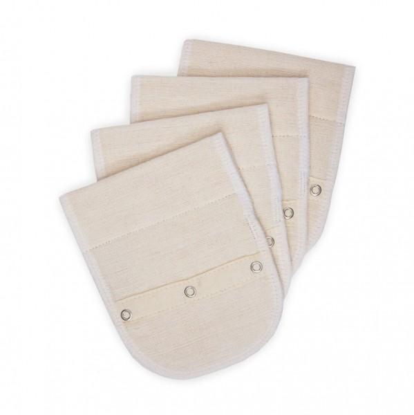 P. Jentschura Alka Wear ® Basische Achselkissen Nachfüllpack für Gr. 3 - 4