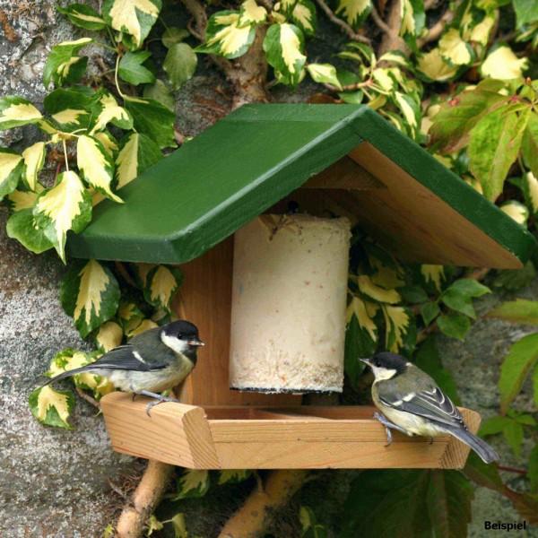 Wandfutterhaus Kombi für Energiekuchen und Samen (Futter nicht enthalten) 350420220