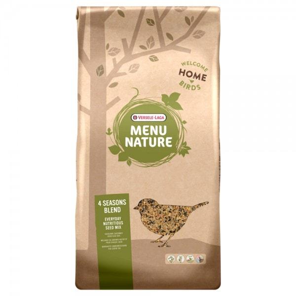 Versele-Laga Menu Nature 4 Seasons Blend 4 Jahreszeiten 18 kg