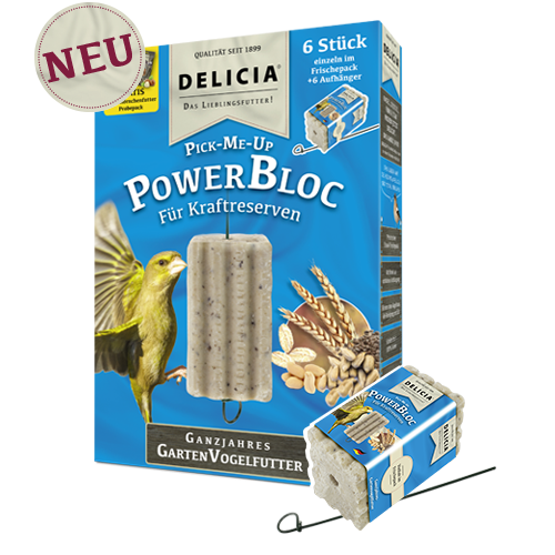 DELICIA ® Pick-Me-Up PowerBloc 6er Pack