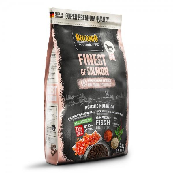 BELCANDO® FINEST GF SALMON 4 kg