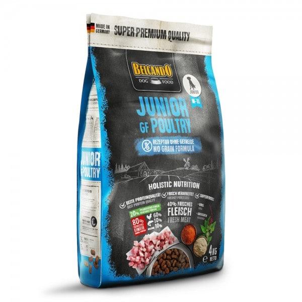 BELCANDO® JUNIOR GF POULTRY 4 kg
