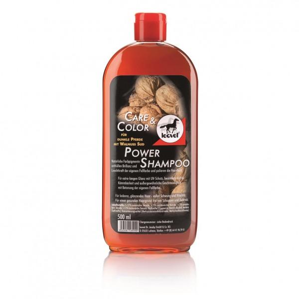 Leovet Power-Shampoo Walnuss 500 ml